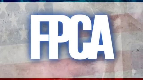 Thumbnail for entry FPCA 10/18 Morning Announcements