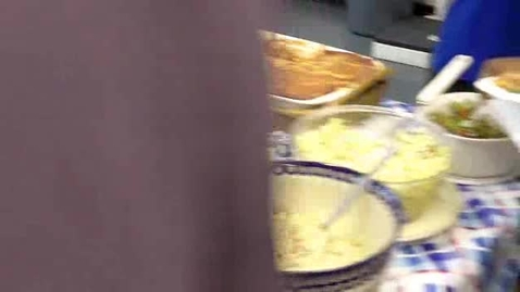 Thumbnail for entry April Fool's Day Potluck