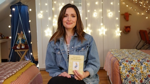 Thumbnail for entry The Tale of Peter Rabbit read by Rose Byrne