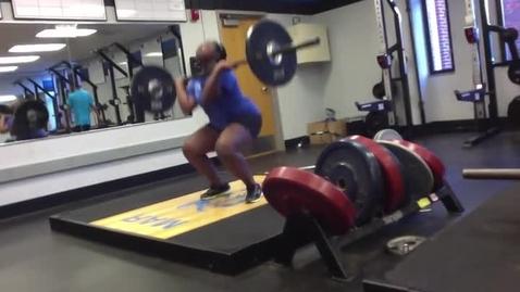Thumbnail for entry Clean and Jerk