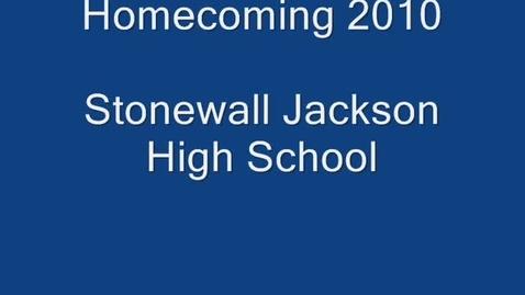 Thumbnail for entry Homecoming at Stonewall