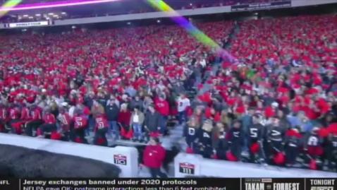 Thumbnail for entry Mizzou vs Georgia  Highlight Video