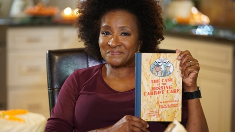 The Case of the Missing Carrot Cake read by Wanda Sykes