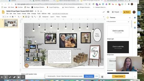 Thumbnail for entry Kahle Kindergarten Virtual Open House