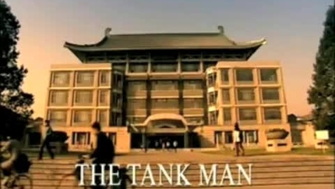 "Thumbnail for entry Chinese Students Unaware of the ""Tank Man"""
