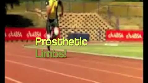 Thumbnail for entry Prosthetic Limbs