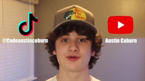 Thumbnail for entry Austin Coburn 60 Seconds