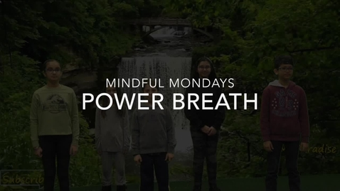 Thumbnail for entry WCMS Power Breath