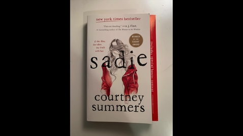 Thumbnail for entry Summers, Courtney - Sadie