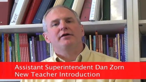 Thumbnail for entry New Teacher Introduction 2014