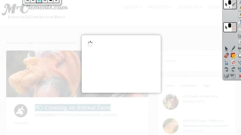 Thumbnail for entry FC: Creating an Animal Farm