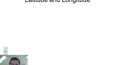 Thumbnail for entry Longitude Latitude Maps Notes