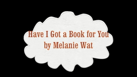 Thumbnail for entry Have I Got a Book for You