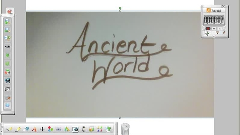 Thumbnail for entry The Ancient World