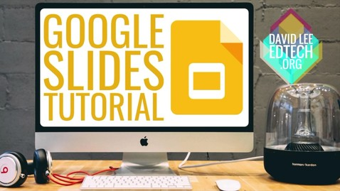 Thumbnail for entry How To: Quick Tutorial for New Google Slides Presentation 2019