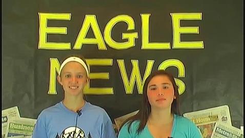 Thumbnail for entry Episode-28-Eagle News