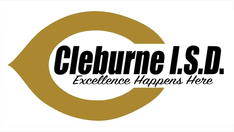Thumbnail for entry Cleburne Team School - Georgann Storm