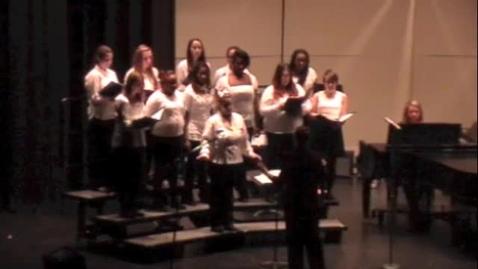 Thumbnail for entry 2013 Winter Concert RHS Chorus