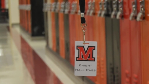Thumbnail for entry MHS makes the switch to hall passes