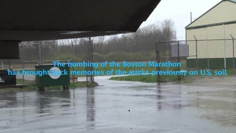 Thumbnail for entry Bombing in Boston