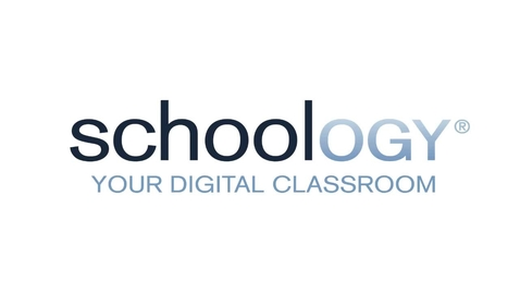 Thumbnail for entry Schoology Promo