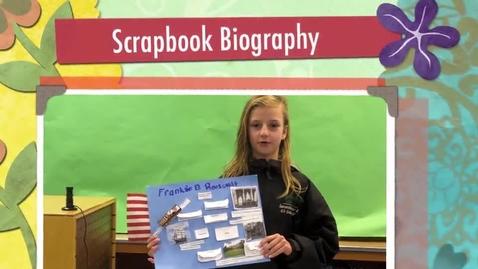 Thumbnail for entry Sami's Scrapbook Biography
