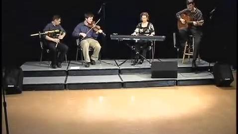 Thumbnail for entry Big D Set Cape Breton Celtic Music w/ Stepdancing