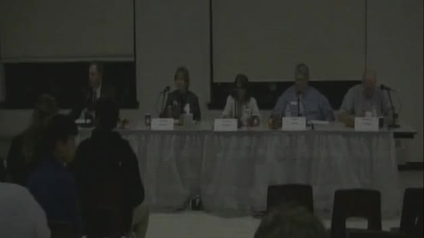 Thumbnail for entry Board of Education Candidate Forum 2013