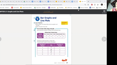 Thumbnail for entry 2nd grade math - Chapter 17 lesson 4
