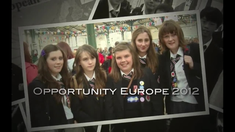 Thumbnail for entry Opportunity Europe Visit 2012