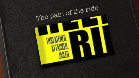 Thumbnail for entry The pain of the ride