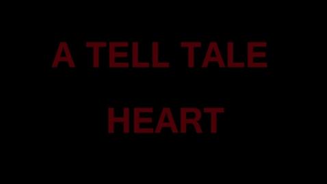 Thumbnail for entry Tell Tale Heart - WSCN Short Film 2015/2016
