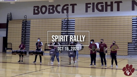 Thumbnail for entry Spirit Rally 2020