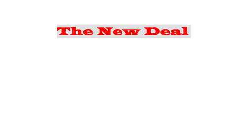 Thumbnail for entry Hist7 Ch 7 Part 5 New Deal
