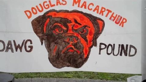 Thumbnail for entry Douglas MacArthur Football Friday