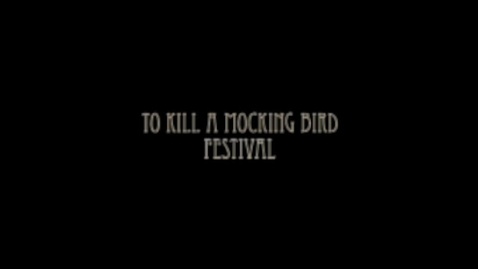 Thumbnail for entry To Kill A Mockingbird Festival Coverage.