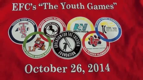 Thumbnail for entry EFC Youth Games