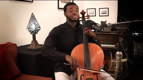 Thumbnail for entry Prelude from Bach Cello Suite No.1 - Kevin Olusola