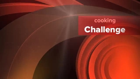 Thumbnail for entry Baking Challenge