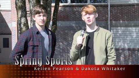 Thumbnail for entry Beaver news spring sports