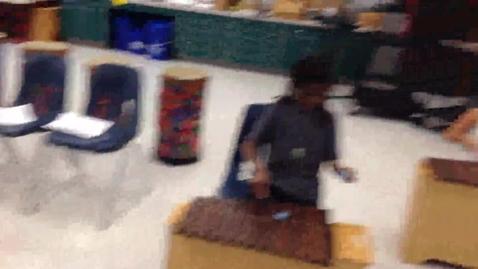 """Thumbnail for entry 14-15 Ms. Alvarez's 3rd grade class """"John Kanaka"""" sea shanty"""