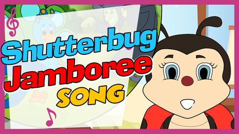 Thumbnail for entry Shutterbug Jamboree Theme Song | Songs For Kids | Master Plaster Song
