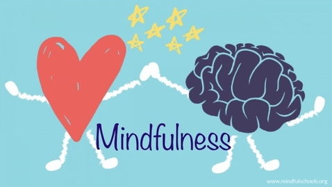 Thumbnail for entry Mindfulness 19 - Breathing (Mindful Minute 2)