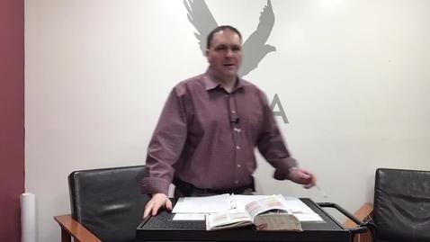 Thumbnail for entry Video #12 - Revelation 22