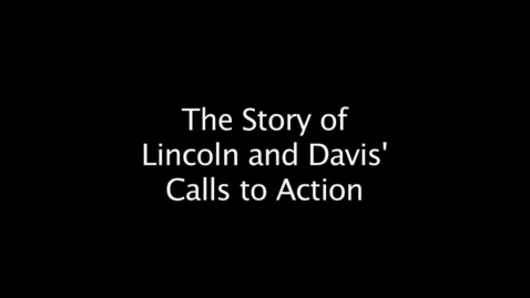 Thumbnail for entry Leadership of Lincoln and Davis in 1861 | Battle of First Manassas (1861/2011)