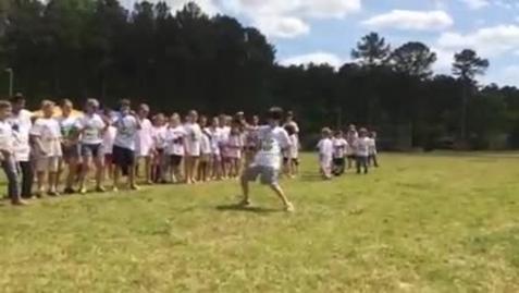Thumbnail for entry Highland's Fun Run Shake 2014