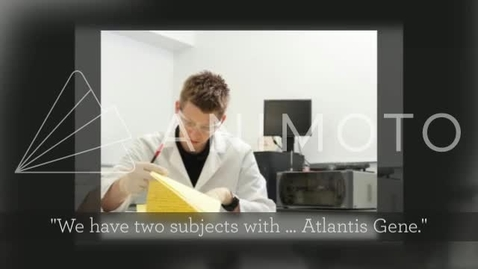 Thumbnail for entry The Atlantis Gene by A.G. Riddle