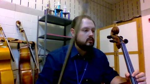 Thumbnail for entry Rosamunde Cello Beg-B