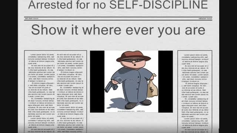 Thumbnail for entry Self Discipline- Tyler and Nick- Tuesday