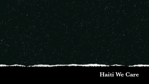 Thumbnail for entry Per. 2 Group 1 students rebuild haiti project